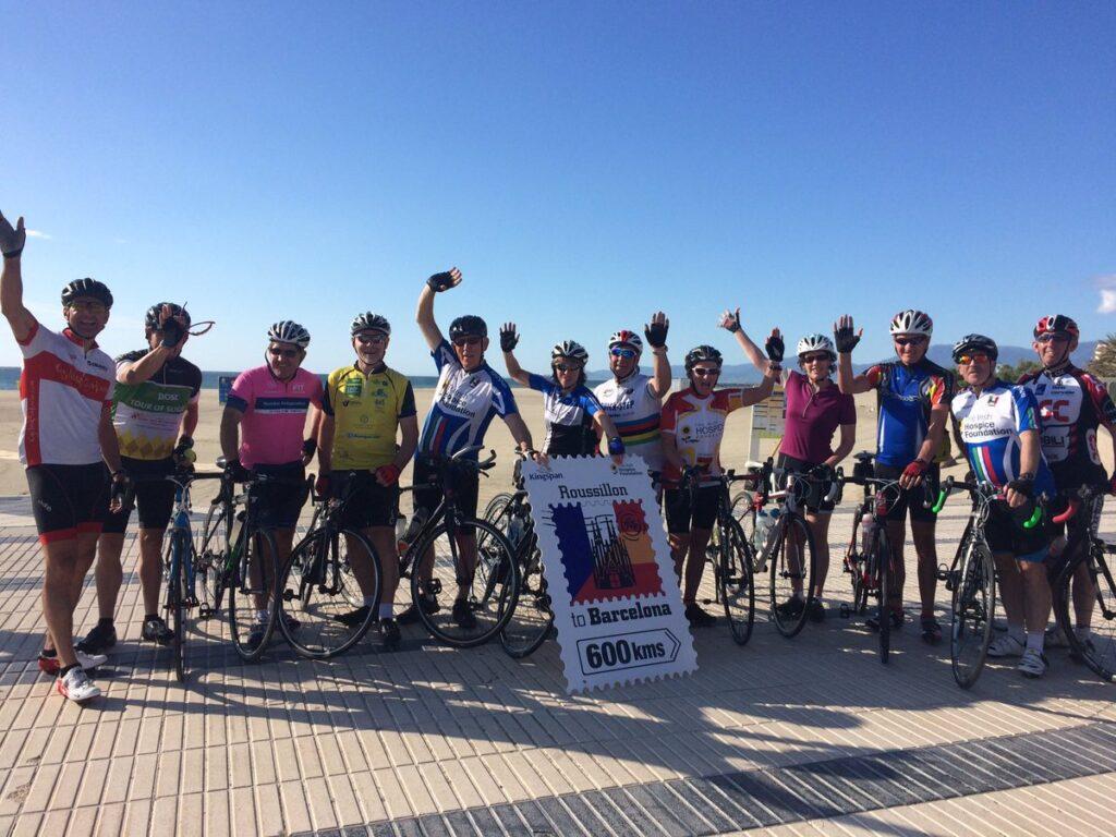 IHF Kingspan Cycle Challenge