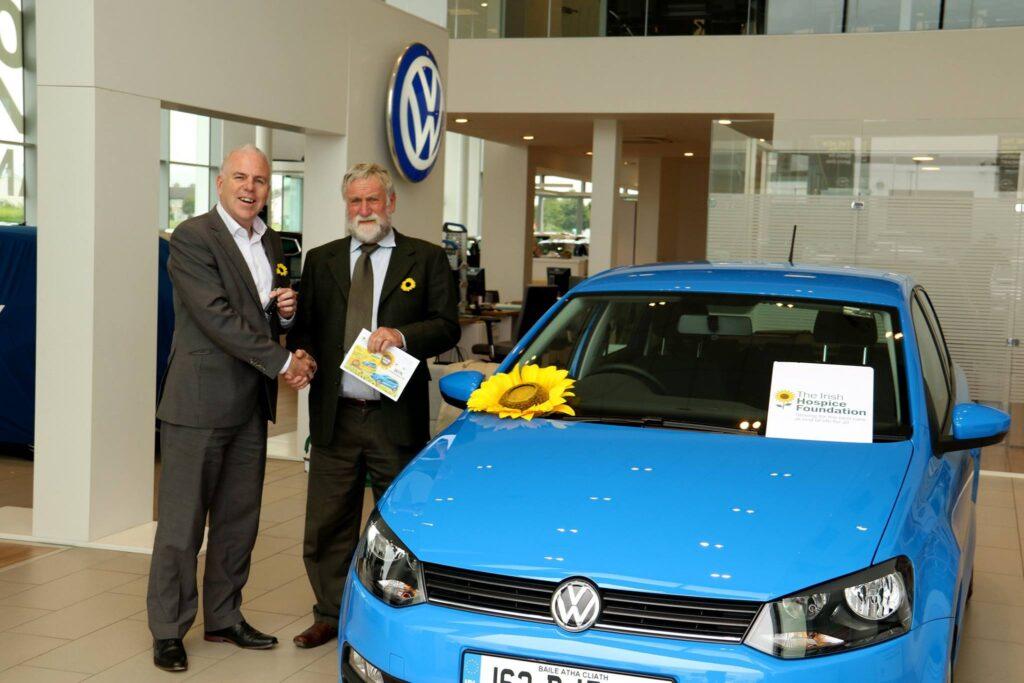 VW Polo presentation - Raffle 2016