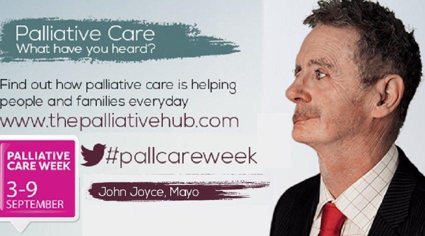 Palliative care week 2017 - John Joyce