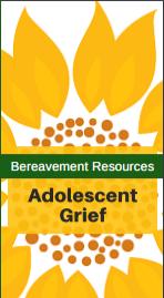 adolescent bereavement resources