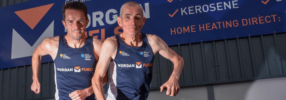 Team Morgan Marathon des Sables April 2021