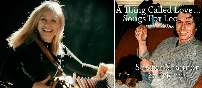 sharon shannon a thing called love songs for leo