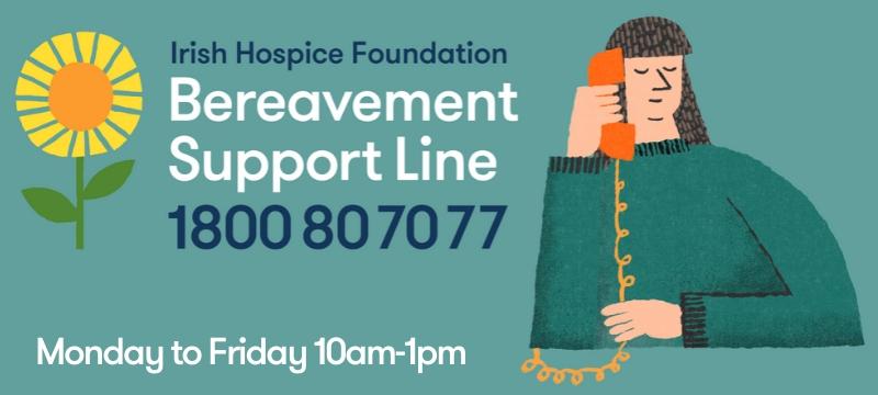 Irish Hospice Foundation Bereavement Support Line