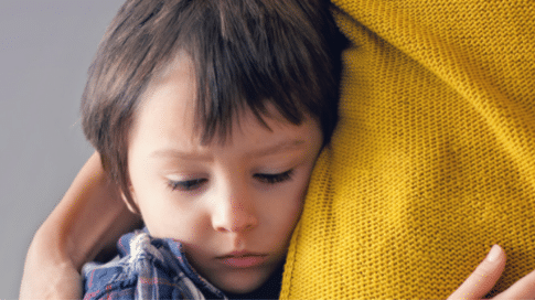 talking to children about traumatic death