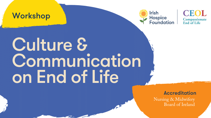 Culture & Communication on End of life