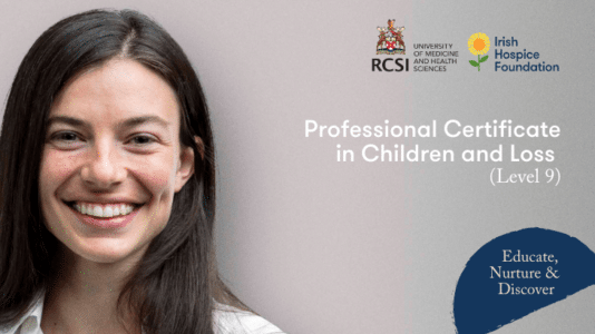 Professional Certificate Children and Loss 2021to2022