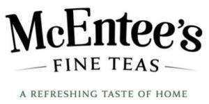 McEntees tea logo