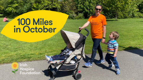 100 Miles in October challenge for IHF