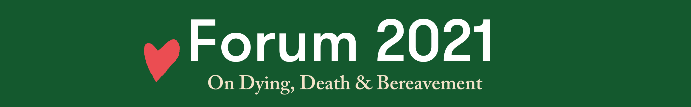 Forum 2021 national conference