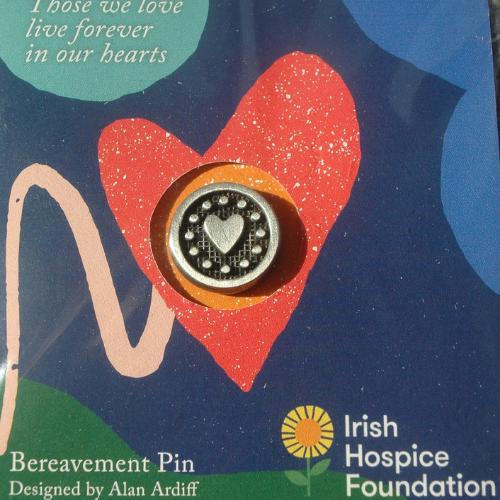 IHF bereavement pin