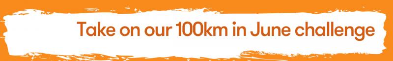 100km in June challenge 2021
