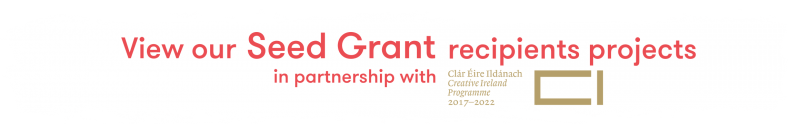 seeds grants arts projects IHF 2021